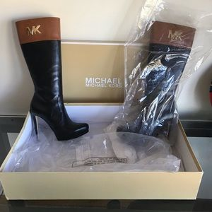 Michael Kors Stiletto Boots
